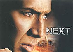 映画『NEXT』パンフレット